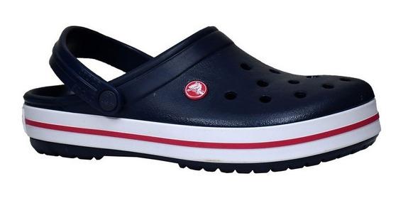 Crocs Crocband Navy Originales Cuotas Rc Deportes