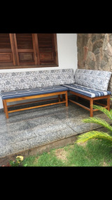 Sofá Para Área Externa