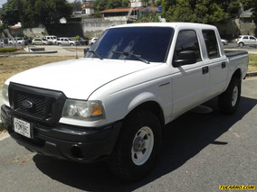 Ford Ranger Doble Cabina Sincronica