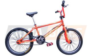 Bicicletas Venzo Bmx Freestyle Rodado 20 Inferno Cuotas S/ I