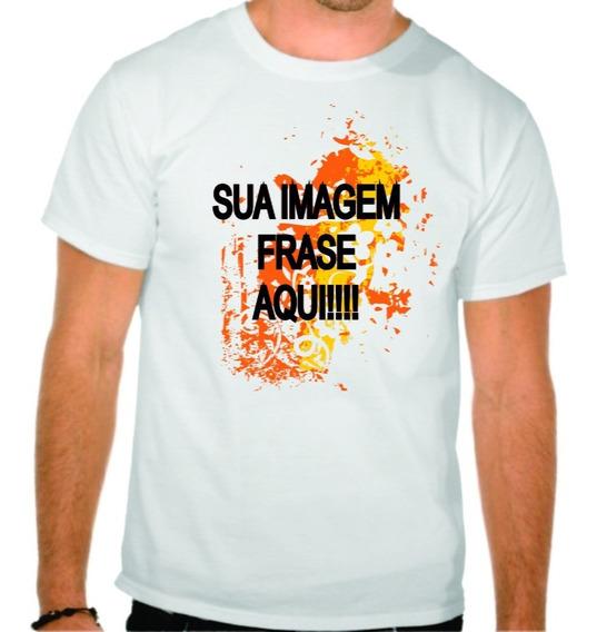 100 Camisas Personalizada Ótima Qualidade Promoção