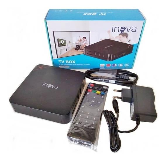 Conversor Smartv Inova 2gb 16gb Transforme Sua Tv Em Smart