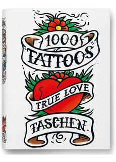 1000 Tattoos - Burkhard Riemschneider - Ed. Taschen