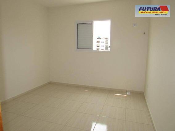 Apartamento Com 1 Dormitório À Venda, 42 M² Por R$ 159.000,00 - Cidade Naútica - São Vicente/sp - Ap2084