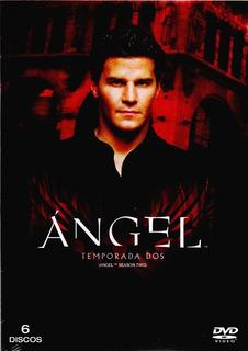 Angel Segunda Temporada 2 Serie Dvd