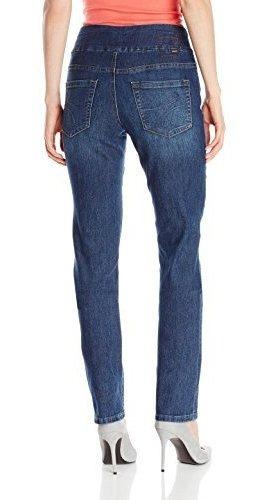 Jag Jeans Peri Pantalones Vaqueros Rectos Para Mujer Mercado Libre