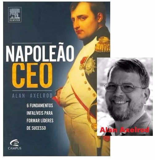 Livro Napoleão Ceo - Alan Axelrod