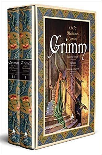 Box Os 77melhores Contos De Grimm