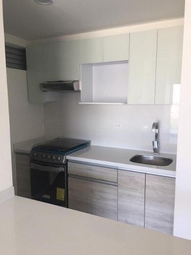 Rento Apartamento En Edificio Inteligente Nuevo