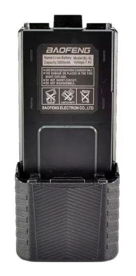 Bateria Grande Baofeng Uv5r Handy Recargable 3800mah
