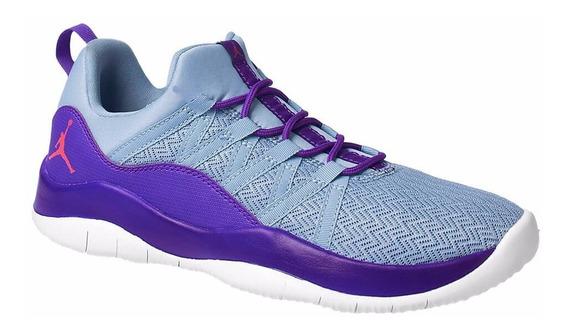 Tênis Nike Jordan Deca Fly Infantil Gg Tamanho 35 Original