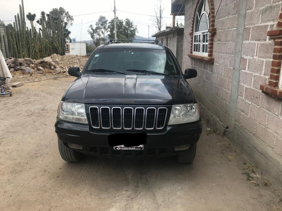 Jeep Grand Cherokee 4.7 Limited V8 4x4 Mt 2003