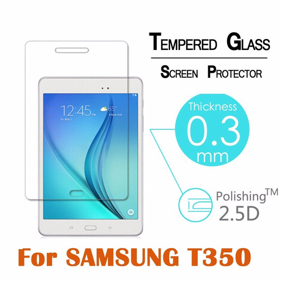Película/vidro Tablet Samsung Tab A Sm-t350/sm-t355 8.0