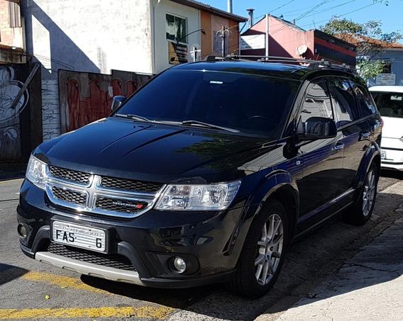 Dodge Journey 3.6 R/t 5p Aceito Troca Por Carro Menor Valor
