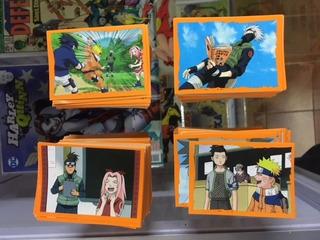 Estampas Panini Naruto True Spirit Of The Ninja