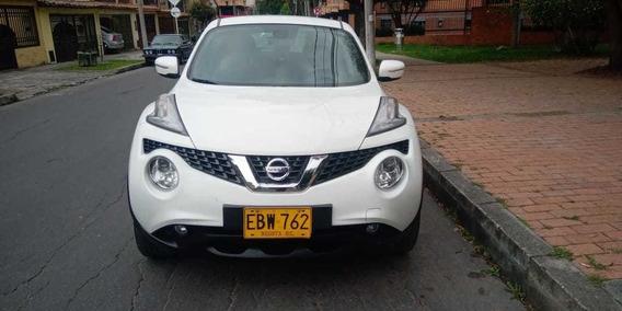 Nissan Juke 1.6 Turbo Mt