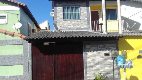 Casa De 2 Quartos Em Campo Grande/rj