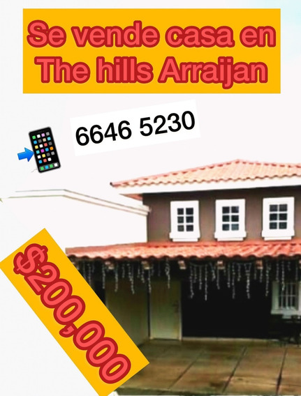 Se Vende Casa En The Hills Arraijan !
