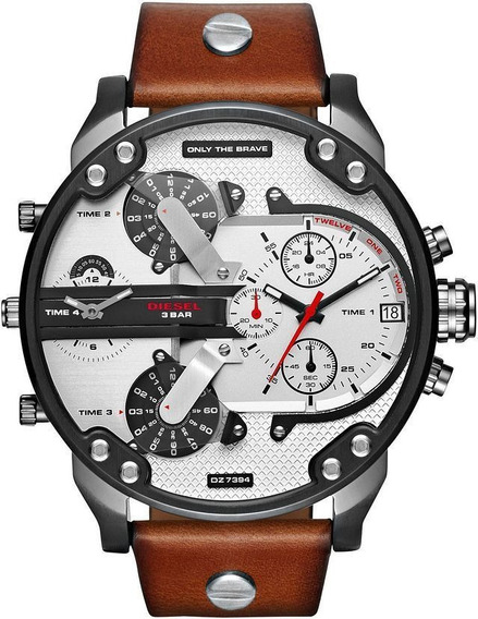 Reloj Diesel Dz7394 Mr. Daddy - 100% Nuevo Y Original Caja