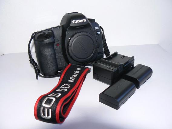 Camara Canon 5d Mark Ii Practicamente Nueva Solo El Cuerpo!!
