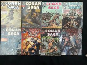 Conan Saga Em 17 Volumes