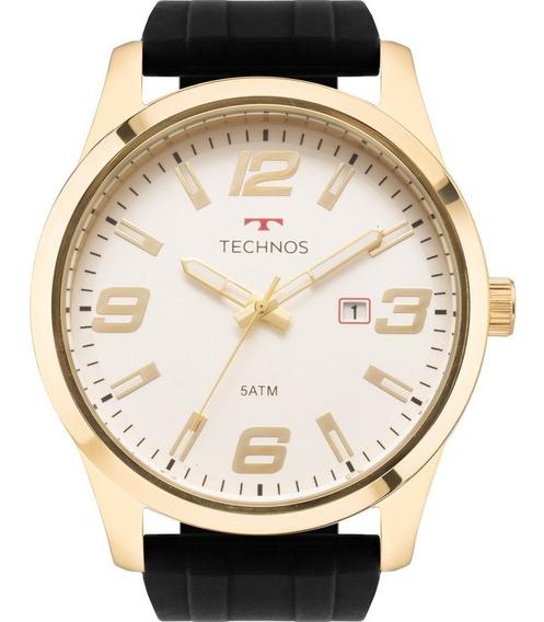 Relógio Technos Masculino Original Garantia Nota 2115mom/8b