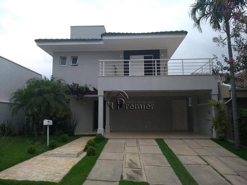 Imagem 1 de 24 de Sobrado Com 4 Dormitórios À Venda, 220 M² Por R$ 1.500.000,00 - Jardim Amstalden Residence - Indaiatuba/sp - So0319