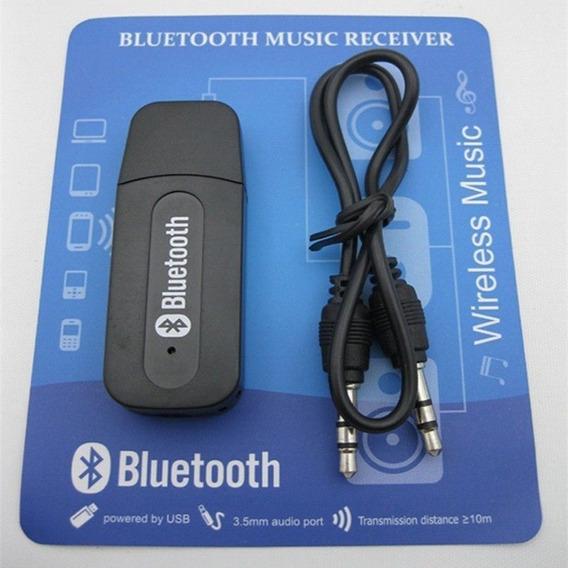 Receptor Audio Bluetooth Aux Spotify Musica Auto Parlantes