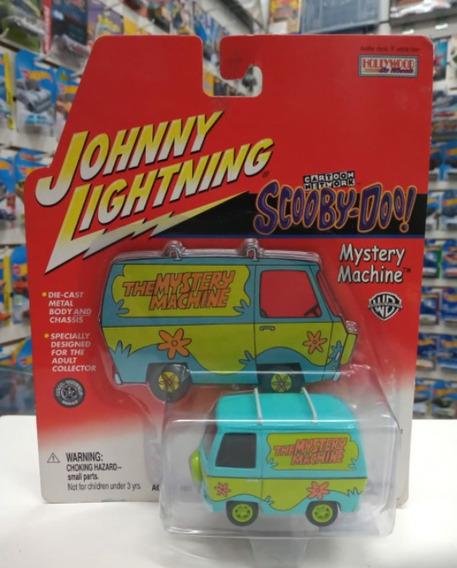 Johnny Lightning Mistery Machine