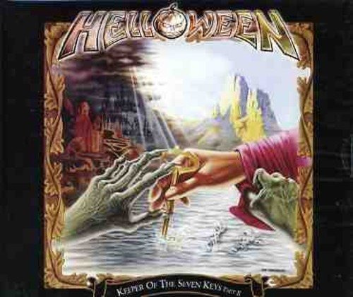 Helloween Keepers Of The Seven Keys Pt. 2 Uk Import Cd X 2