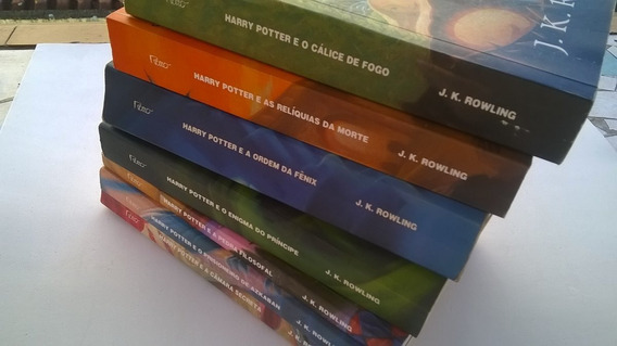 Harry Potter - 7 Volumes - Completo