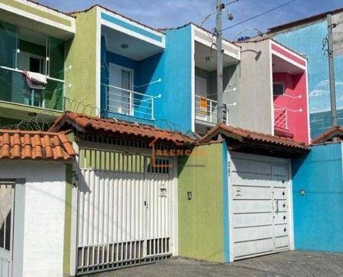 Sobrado À Venda, 152 M² Por R$ 550.000,00 - Jardim Nossa Senhora Do Carmo - São Paulo/sp - So0346