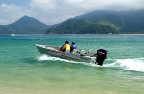 Barco De Alumínio Karib 550 Special