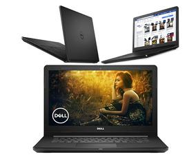 --laptop Dell Core I3 / 7ma. G /4gb/500 Disco/ 14 Pulg/dvd
