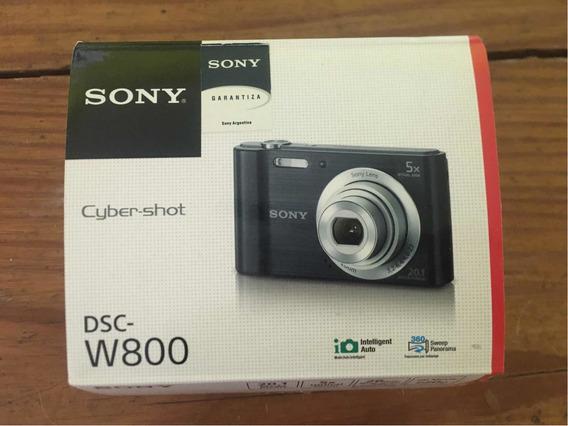 Cámara Sony Cyber-shot Dsc-w800