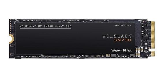 Western Digital Sn750 1tb Nvme Internal Gaming Ssd M.2