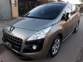 Peugeot 3008 2.0 Premium Plus Hdi Tiptronic 2013