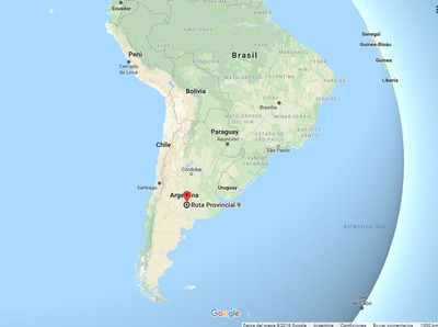 Lote 10000 M² En Cachirulo - La Pampa