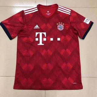 Camisa Bayern De Munique Vermelha Nova
