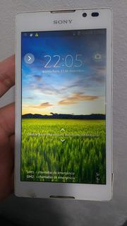 Cel Sony Xperia C2304 Não Funciona Touch Não Sai Som