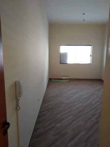 Imagem 1 de 12 de Sala Para Alugar, 20 M² Por R$ 1.000/mês - Jardim Independência - Taubaté/sp - Sa0190