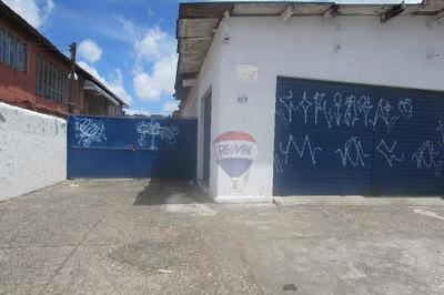 Ponto Comercial Para Locação, Casa Amarela, Recife. - Pt0001