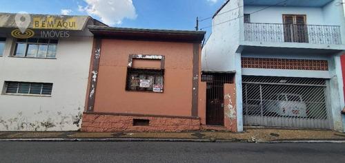 Imagem 1 de 19 de Casa Para Ponto Comercial No Centro De Itu - Ca1532