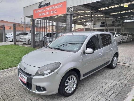 Renault Sandero Privilege Hi-flex 1.6 16v 5p Aut 2014