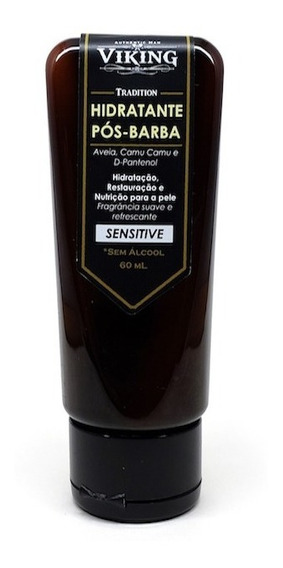 Hidratante Pós-barba Sensitive Viking - 60ml