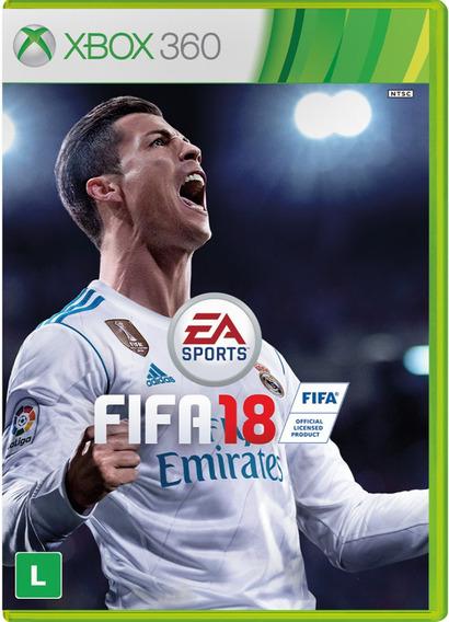 Fifa 18 Xbox 360 - Físico