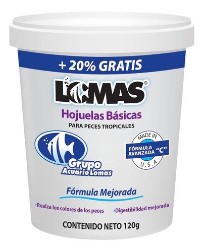 Imagen 1 de 2 de Alimento Basico Wardley 100gr En Hojuela Pece Tropicales