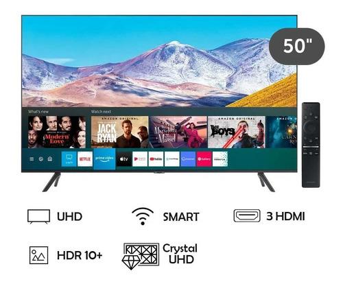Samsung Smart Tv 50 Tu8000 Crystal 4k Modelo 2020 Inc Iva