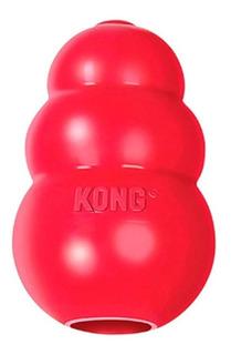 Juguete Rellenable Kong Classic Large De 13-30 Kgs Perros