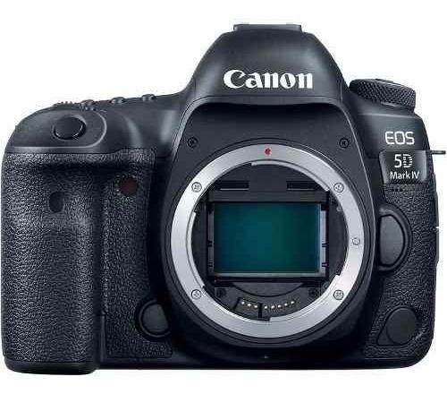 Câmera Digital Canon Eos 5d Mark Iv Corpo P/ Entrega